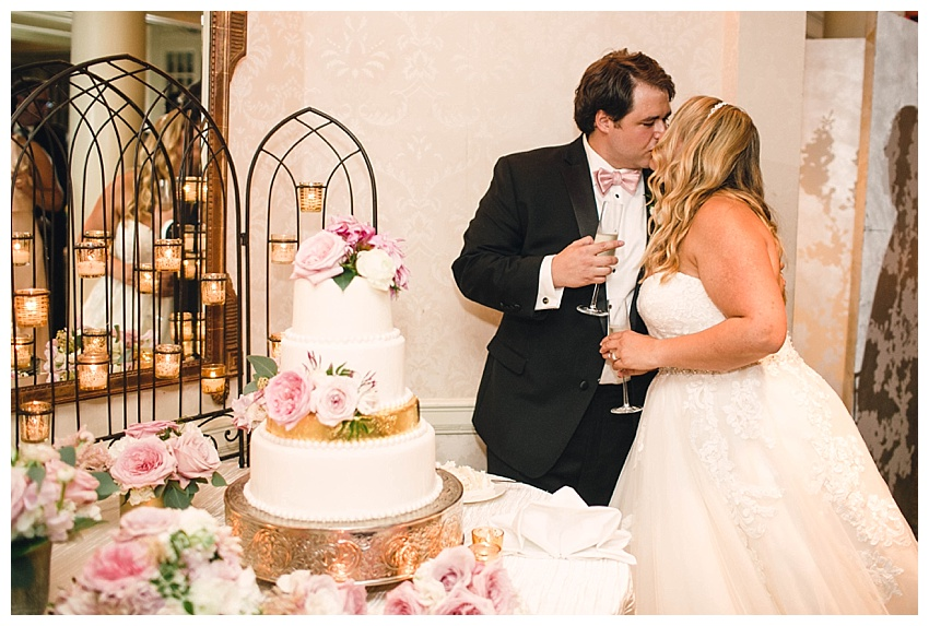 Megan and marc wedding